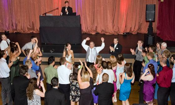 Virginia's Best Wedding DJ